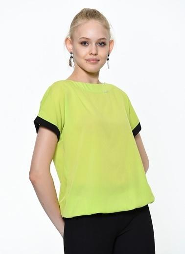 Kiwe Bluz Yeşil